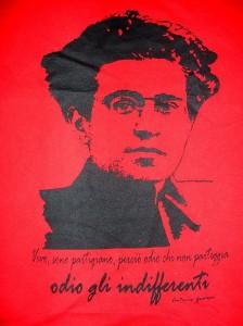 Odio il Capodanno di Antonio Gramsci